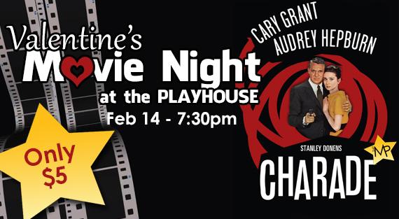 Valentine's Movie Night - Charade