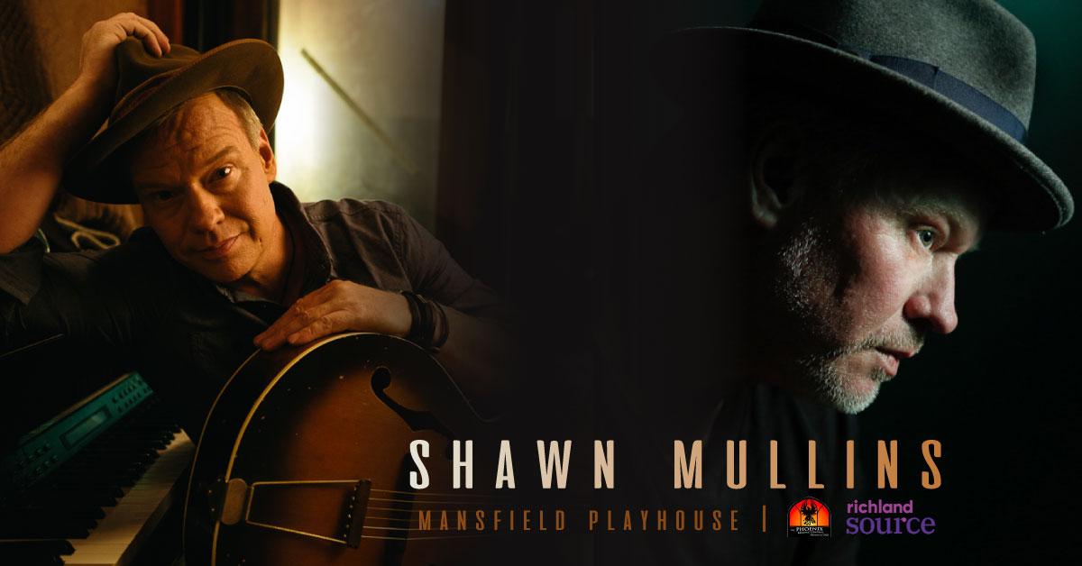 Shawn Mullins in Concert - November 7