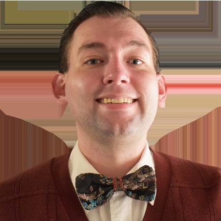 Andrew Conway (CHRISTOPHER WREN)