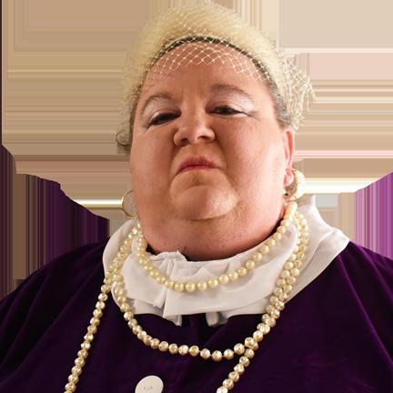 Candy Boyd (MRS. BOYLE)