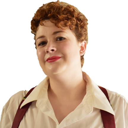 Josie Schave (MISS CASEWELL)